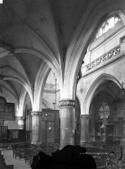 Eglise Notre-Dame - Bas-côté de la nef, côté sud