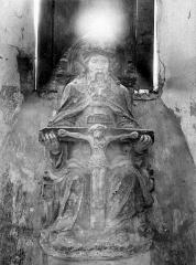 Eglise Notre-Dame de l'Assomption de la Chapelle-sur-Crécy -