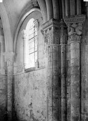 Ancienne église de Noël-Saint-Martin - Choeur et fenêtre sud