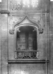 Eglise Saint-Nizier - Triforium de la nef