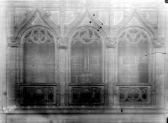 Eglise Saint-Nizier - Triforium du choeur