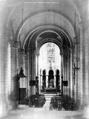 Eglise Saint-Jean de Montierneuf - Choeur