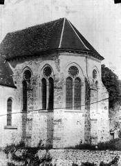 Eglise - Abside sud
