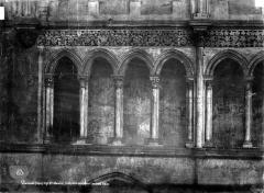 Eglise Saint-Maurice, anciennement cathédrale - Intérieur, triforium du choeur