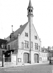 Hôtel de ville - Grande façade