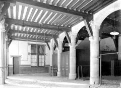 Hôtel de ville - Salle du rez-de-chaussée
