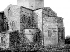 Eglise Notre-Dame - Abside sud