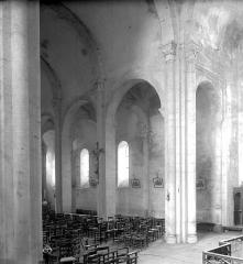 Eglise Notre-Dame - Nef, bas-côté, côté nord