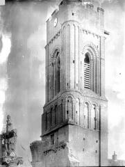 Ancienne église - Clocher nord-ouest