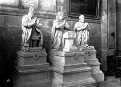 Eglise - Monument funéraire de Villeroy