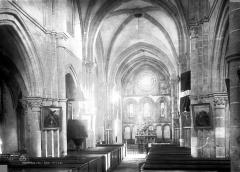 Eglise - Nef, choeur