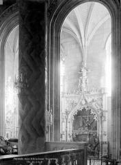 Eglise Notre-Dame-la-Grande - Transept sud