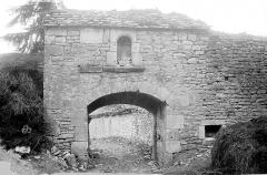 Portes de la ville - Extérieur