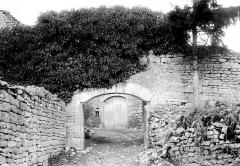 Portes de la ville - Intérieur