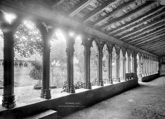 Couvent des Cordeliers  (également sur commune de Charlieu) - Cloître