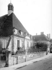 Hôpital - Façade ouest