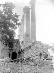 Temple de la Maison-Basse dit de Château-Bas -