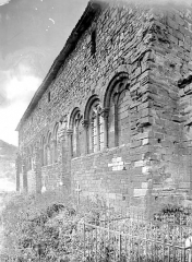 Eglise Saint-Saturnin - Façade sud