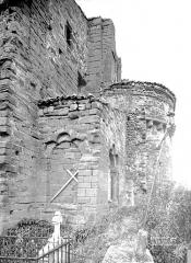 Eglise Saint-Saturnin - Abside, chapelle sud