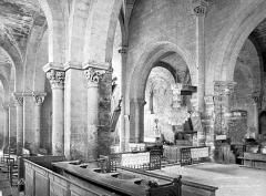 Eglise Saint-Saturnin - Bas-côté sud et choeur