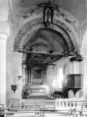 Eglise Saint-Pierre - Nef, choeur