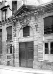 Maison - Porte