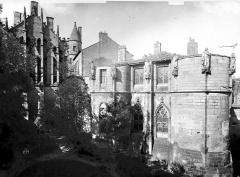 Ancien Palais des Comtes de Poitiers - Ensemble est