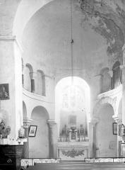 Baptistère Saint-Jean - Choeur