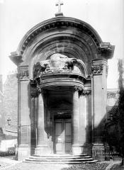 Ancien collège de Beauvais, actuelle église orthodoxe roumaine - Chapelle