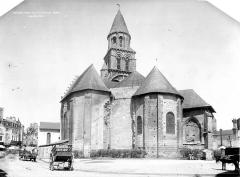 Eglise Notre-Dame-la-Grande - Abside