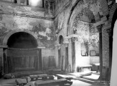 Baptistère Saint-Jean - Chapelles