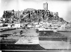 Ruines du château fort - Ensemble est