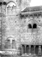Ancien hôtel de ville - Détail