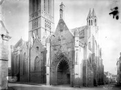 Eglise Notre-Dame du Creisker ou Kreisker - Ensemble nord-ouest