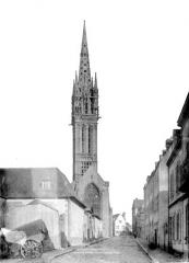 Eglise Notre-Dame du Creisker ou Kreisker - Ensemble est