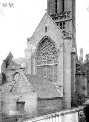 Eglise Notre-Dame du Creisker ou Kreisker - Abside