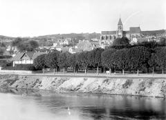 Eglise Saint-Martin - Eglise, vue générale