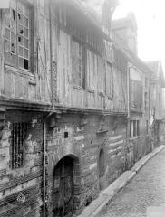 Hôtel de Mauroy - Façade