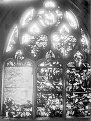 Eglise Saint-Nizier - Vitraux, fenêtre C