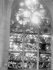 Eglise Saint-Nizier - Vitraux, fenêtre G