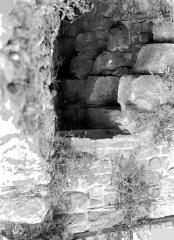 Remparts, enceinte de la ville et ses dépendances - Restes du rempart primitif
