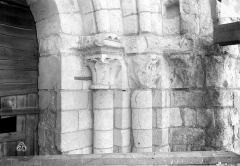 Ancienne abbaye Saint-Aubin, actuelle préfecture - Détail