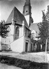 Eglise Saint-Aubin - Abside