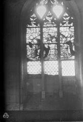Eglise Saint-Aubin - Vitrail