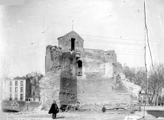 Castillet, Grand-Castillet, porte Notre-Dame ou Petit-Castillet - Bastion de Charles Quint