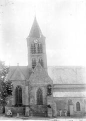 Eglise - Extérieur