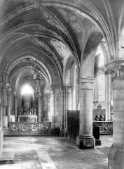 Eglise Saint-Julien-le-Pauvre - Bas-côté