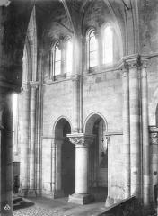 Eglise Saint-Julien-le-Pauvre - Travée