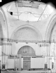 Ancienne abbaye royale de Fontevraud, actuellement centre culturel de l'Ouest -