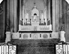 Eglise Notre-Dame-de-Nantilly - Vue sur le choeur